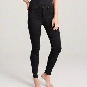 Abercrombie Simone High Rise Skinny Jeans 27/4L